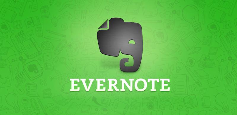 نرم افزار یادداشت برداری evernote (اورنوت)