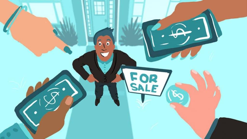 فروشندگی 1 1024x576 - مهارت های یک فروشنده حرفه ای بخش 2
