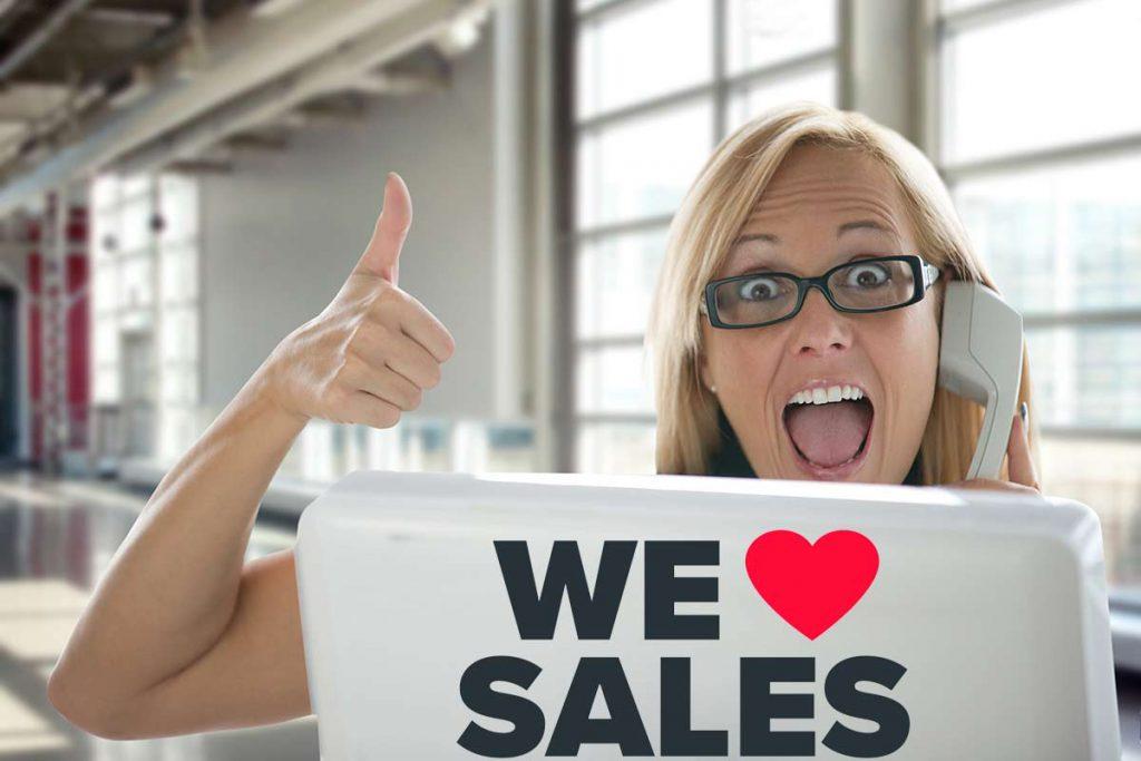 فروش حرفهای فروشنده دوست داشتنی بودن 1024x683 - اهداف فروشنده حرفه ای بخش 2