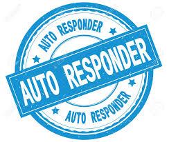 Auto responders