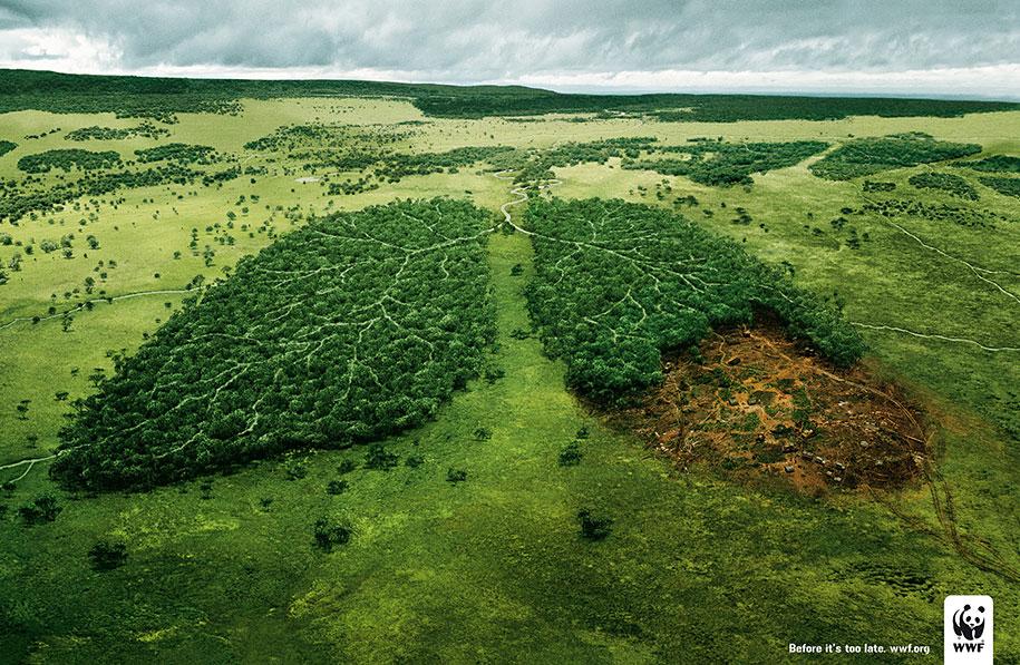 های اجتماعی و زیست محیطی 4 - جذابترین تبلیغات های اجتماعی و زیست محیطی 3