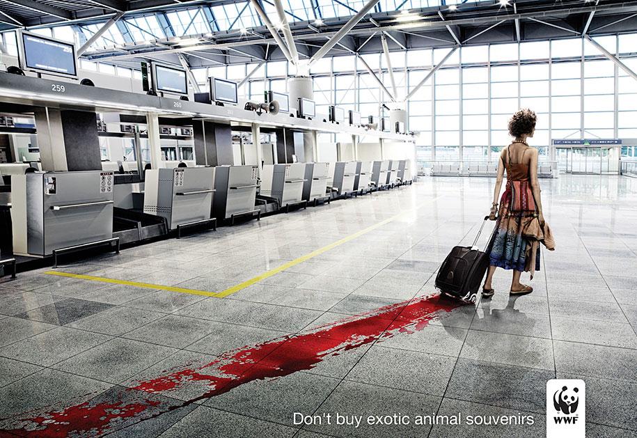 های اجتماعی و زیست محیطی 9 - جذابترین تبلیغات های اجتماعی و زیست محیطی 3
