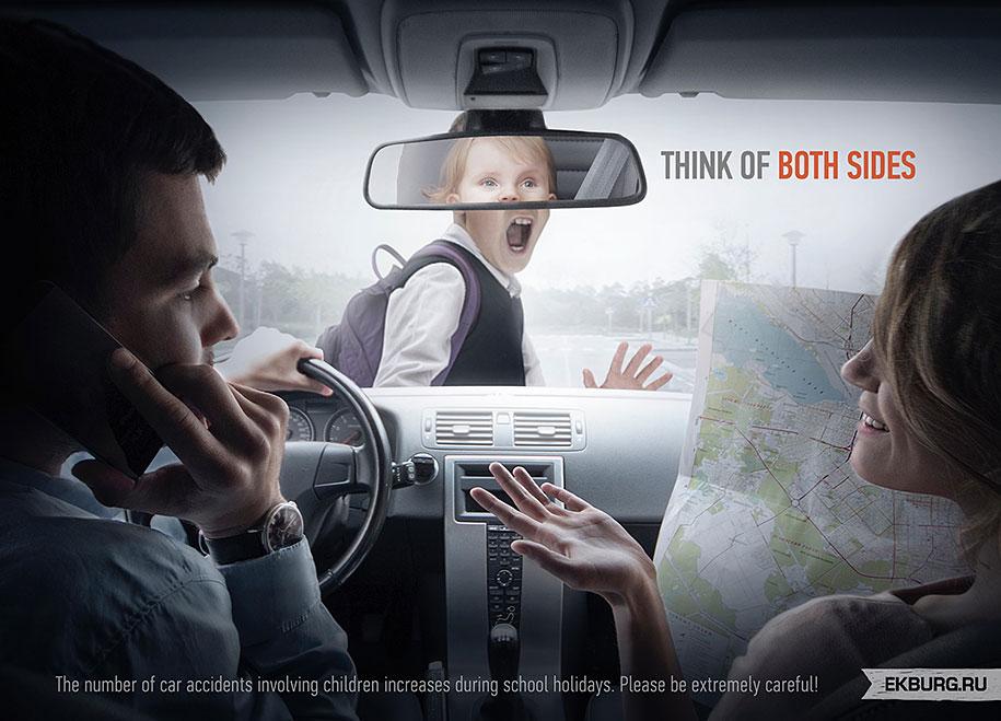 تبلیغات های اجتماعی و زیست محیطی 1 - جذابترین تبلیغات های اجتماعی و زیست محیطی 2
