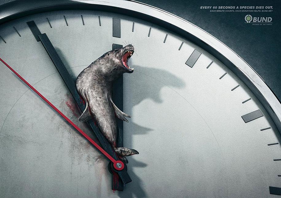 تبلیغات های اجتماعی و زیست محیطی 2 1 - جذابترین تبلیغات های اجتماعی و زیست محیطی 2