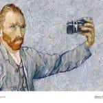 تبلیغات خلاقانه با الهام از نقاشیهای معروف