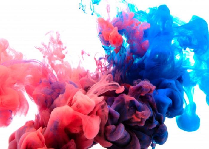 اصول روانشناسی رنگ