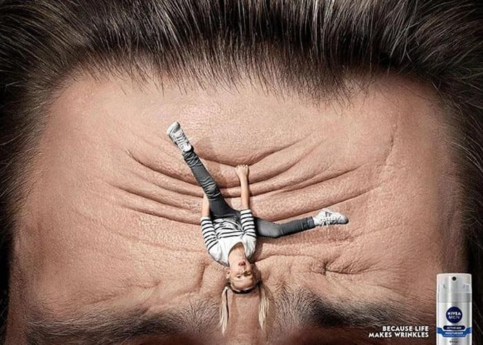 هوشمندانه ترین تبلیغات تصویری و بصری