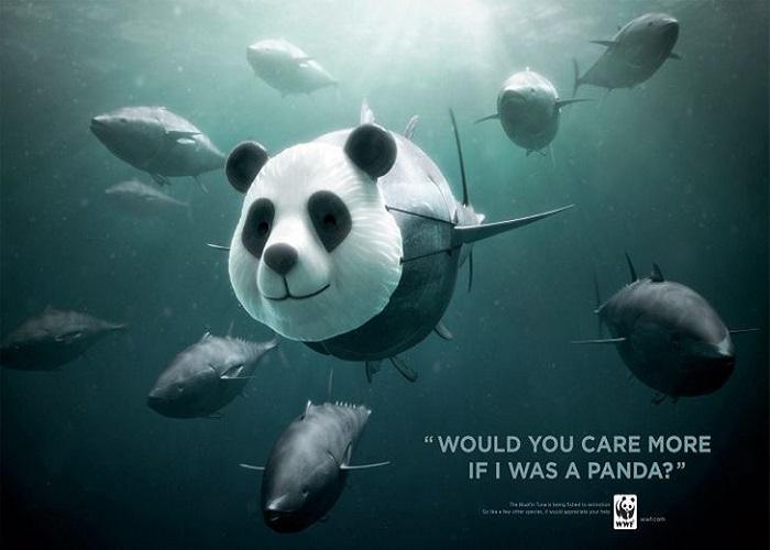 خلاقانه ترین و جذاب ترین تبلیغات های زیست محیطی