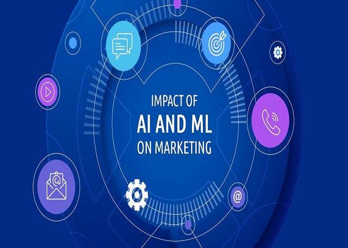 یادگیری ماشین و هوش مصنوعی در بازاریابی