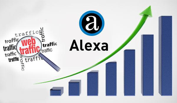 آموزش افزایش رتبه الکسا