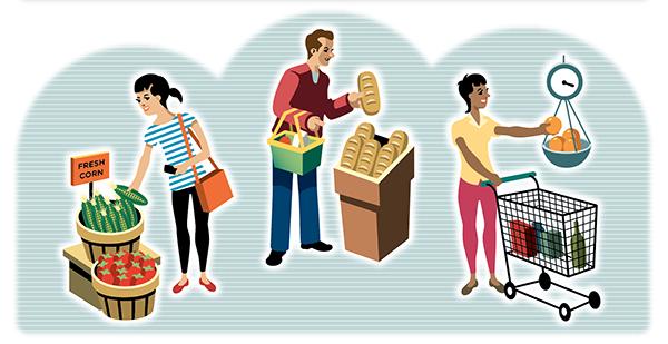 خصوصیات رفتاری خریداران